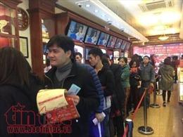Sức mua tại Bảo Tín Minh Châu tăng 20%, Doji 'cháy hàng' đồng vàng Kim Tuất