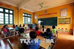 Hậu Giang tập trung phổ cập giáo dục, xóa mù chữ