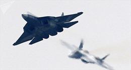 Israel chộp được ảnh siêu tiêm kích Su-57 Nga tại Syria