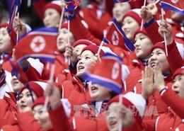 Olympic PyeongChang 2018: Các vận động viên, cổ động viên Triều Tiên về nước