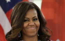 Bà Obama kể chuyện cuộc đời mình từ tuổi thơ đến 8 năm ở Nhà Trắng