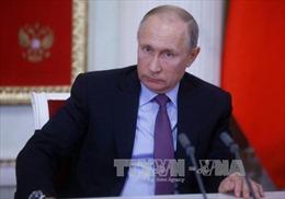 Tổng thống Nga phê chuẩn chương trình vũ khí quốc gia đến năm 2027