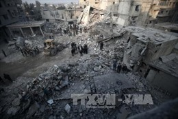 LHQ, EU kêu gọi triển khai lệnh ngừng bắn tại Syria ngay lập tức