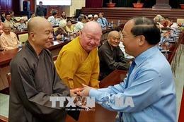 TP. Hồ Chí Minh họp mặt đại biểu tiêu biểu đồng bào các dân tộc thiểu số