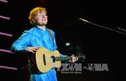 Ed Sheeran – nghệ sĩ có album và đĩa đơn bán chạy nhất thế giới