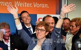 Đức: Đại hội đảng CDU bầu Tổng Thư ký mới