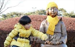 Nhật Bản và Hàn Quốc lại tranh cãi về vấn đề 'phụ nữ mua vui'