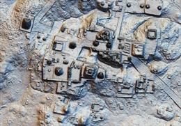 Guatemala phát hiện hàng nghìn kiến trúc cổ của nền văn minh Maya