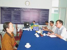 Đổi mới, nâng cao hiệu quả công tác tổ chức thi hành pháp luật