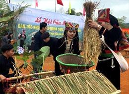 Đặc sắc lễ hội Cầu mùa của người Khơ Mú ở Văn Chấn