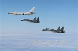 Hàn Quốc phản đối máy bay Trung Quốc xâm phạm vùng nhận dạng phòng không