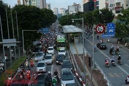 Kiên quyết không để xe buýt BRT 'chung đụng' với các phương tiện giao thông khác