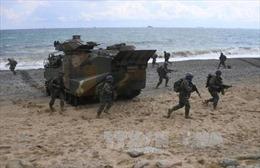 Mỹ - Hàn diễn tập hải quân nhằm vào các mục tiêu của Triều Tiên?