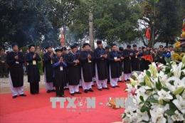 Đặc sắc lễ hội đền Đông Cuông