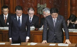 Hạ viện Nhật Bản thông qua mức ngân sách kỷ lục