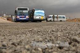 Phiến quân Syria đe dọa giết dân thường rời Đông Ghouta