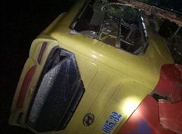 Xe khách lao xuống vực tại Kon Tum là 'xe dù'