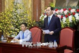 Lấy thành công của doanh nghiệp, hàng hóa Việt Nam làm kim chỉ nam cho hành động