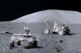 'Sứ mệnh' đưa mạng di động 4G phủ sóng Mặt Trăng