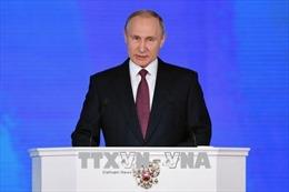 Tổng thống Nga điện đàm với nhiều nhà lãnh đạo thế giới