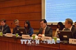 Việt Nam chủ trì tọa đàm quốc tế CNTT&TT thúc đẩy các quyền kinh tế-xã hội