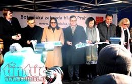 'Ngoại giao phong lan' Việt - Séc tại Praha