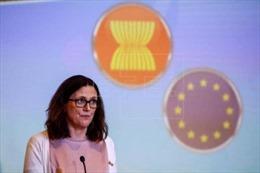 Hiệp định Thương mại tự do ASEAN-EU sẽ được phê chuẩn vào cuối năm 2018