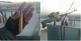 Hé lộ hình ảnh súng bắn tỉa uy lực nhất của Nga tại chiến trường Syria