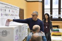 Bầu cử quốc hội Italy