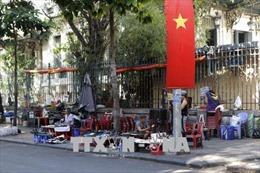 Trật tự vỉa hè TP Hồ Chí Minh: Lập lại được nhưng không giữ được