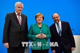 Đảng SPD thông qua thỏa thuận liên minh với liên đảng CDU/CSU tại Đức