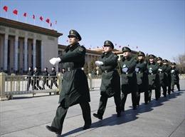 Trung Quốc tăng ngân sách quốc phòng năm 2018