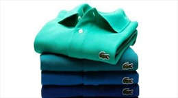 Thương hiệu thời trang Lacoste bất ngờ thay logo 'cá sấu' quen thuộc