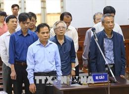 Xét xử 9 bị cáo trong vụ vỡ đường ống nước sông Đà