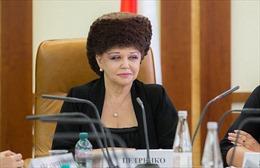 Nghị sĩ Nga bỗng 'nổi như cồn' vì kiểu tóc khác lạ