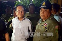 Campuchia tiếp tục gia hạn tạm giam đối với cựu thủ lĩnh đối lập