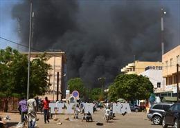 Có cả binh lính và nhân viên an ninh tham gia vào vụ tấn công tại Burkina Faso
