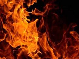 Cháy kho hàng cáp viễn thông làm hư hại nhiều tài sản