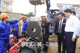Chủ tịch Hà Nội chỉ đạo cải thiện hệ thống giao thông và nước sạch tại Phú Xuyên