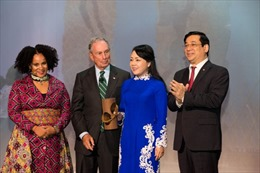 Bộ Y tế nhận giải thưởng quốc tế về kiểm soát thuốc lá