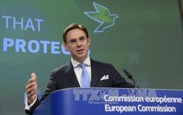 EU chỉ trích Tổng thống Mỹ về ý định miễn thuế thép và nhôm cho từng quốc gia riêng rẽ
