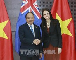 Làm sâu sắc hơn quan hệ đối tác toàn diện Việt Nam-New Zealand, hướng tới đối tác chiến lược