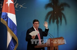 Cuba lên án hành động khiêu khích của nước ngoài trước thềm bầu cử Quốc hội