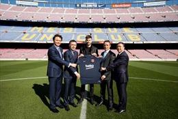 Beko mở rộng hợp đồng và trở thành đối tác chính trên toàn cầu của CLB Barcelona