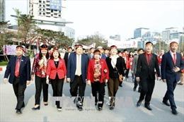 Khai mạc Lễ hội Xuân hồng lần thứ XI năm 2018