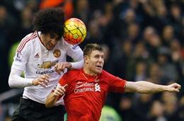 Mourinho muốn hạ gục Liverpool ở trận 'derby Đỏ'