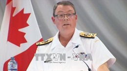 Canada truy tố cựu phó đô đốc hải quân tiết lộ bí mật quân sự