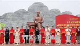 Chủ tịch Quốc hội dự Lễ kỷ niệm 70 năm Ngày Bác Hồ có Sáu điều dạy Công an nhân dân