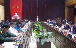 Điện Biên sẽ thí điểm sáp nhập văn phòng cấp ủy và văn phòng HĐND, UBND