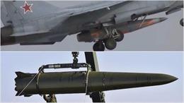 Nga thử thành công tên lửa siêu thanh Kinzhal từ máy bay MiG-31
